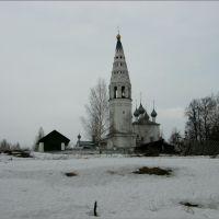 Преображенский собор, Судиславль