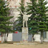 Ленин из Судиславля, Судиславль