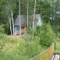 Домик на базе Берендеевы поляны, Судиславль