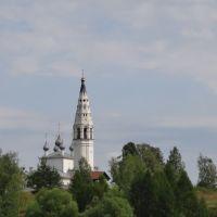 Собор Спаса-Преображения. Судиславль. Костромская обл., Судиславль