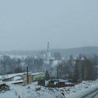 Въезд в Судиславль, Судиславль