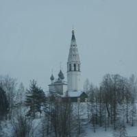 Церковь в Судиславле, Судиславль