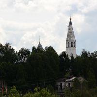 Судиславль. Собор Спаса Преображения, Судиславль