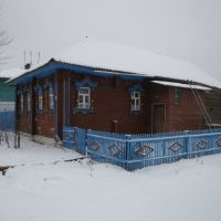 isba_winter, Сусанино