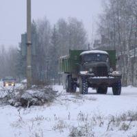 camion_inverno, Сусанино