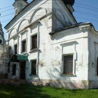 Воскресенская церковь с.Сусанино, Сусанино