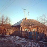 Домик старой постройки., Сусанино