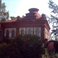 Старинное здание, Сусанино