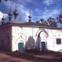 Церквушка, Сусанино