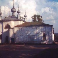 Церквушка. В древнерусском стиле., Сусанино