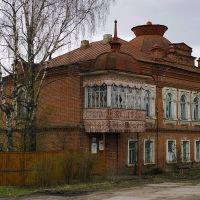 Сусанино, остатки старой архитектуры (5 мая 2007), Сусанино