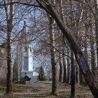 Успенская церковь. Чухлома. Чухломской район. Костромская область., Чухлома