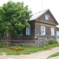 Дом 27 на улице Загородной, Чухлома