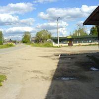 Чухлома. Автостанция, Чухлома