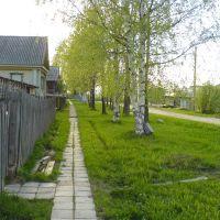 Чухлома. Улица Новикова, Чухлома