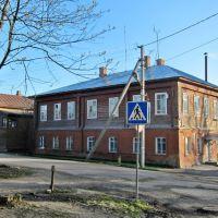 Бывшая Александровская богадельня. Богородицкая домовая церковь не сохранилась., Чухлома