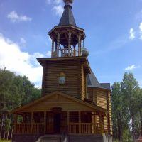 Церковь, Шарья