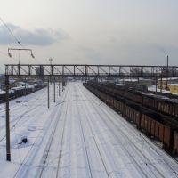 железнодорожная станция, Шарья