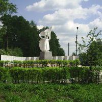 Monument, Шарья