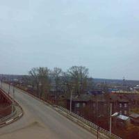Мост через Ж/Д, Шарья