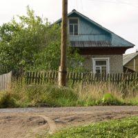 Дом Николая☦ и Таси☦ Смирновых на Советской, Шарья