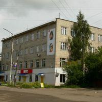 Производственный корпус швейной фабрики (бывший), Шарья