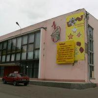 """Дом культуры """"Железнодорожник"""", Шарья"""