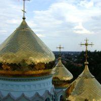 Кресты на куполах, Курганинск
