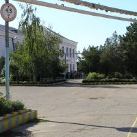 школа № 1, Абинск