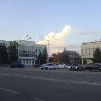 Центральная площадь, Абинск