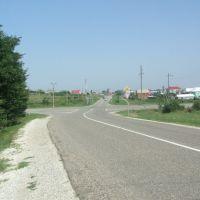 Дорога Абинск - Шапшугская, Абинск
