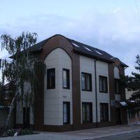 Здание НЭСК, Абинск