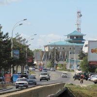 мост через р.Абин, Абинск