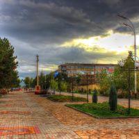 ул. Комсомольская, Абинск