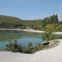 13-10-2012 / Lake Abrau, Абрау-Дюрсо