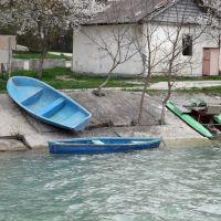 Лодки / Boats, Абрау-Дюрсо