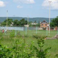 стадион возле ОЭЗ, Апшеронск