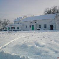 Сш№3(после пожара), Апшеронск