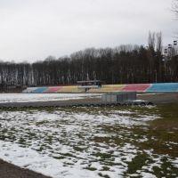 Стадион., Апшеронск