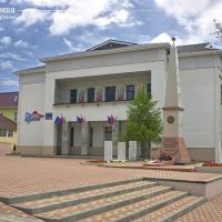 Дом культуры, Архипо-Осиповка