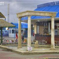 Античный фонтан, Архипо-Осиповка