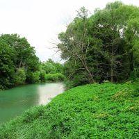 Река Вулан., Архипо-Осиповка