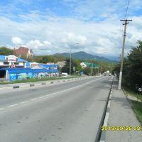 Архипо-Осиповка. гора Гебеус(735). м, Архипо-Осиповка