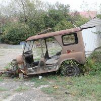 Он не передал за проезд / The russian taxi..., Архипо-Осиповка