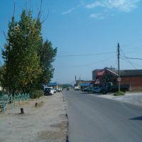 ул. Пушкина (у рынка), Афипский