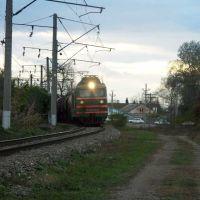 поезд, Афипский