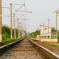 Платформа Лещенко, Ахтырский