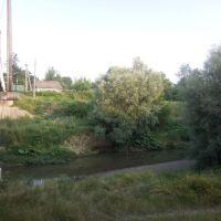 Автомобильный мост через реку Ахтырь пос. Ахтырский, Ахтырский