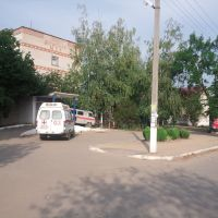 Станция скорой помощи пос. Ахтырский, Ахтырский