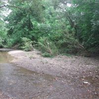 Река Ахтырь пос. Ахтырский, Ахтырский